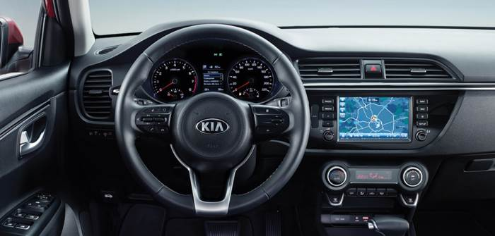 Kia Rio-salon-new