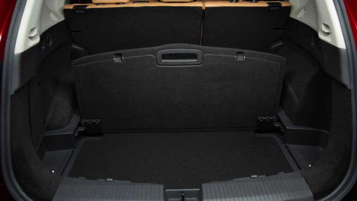 Ниссан Х Трейл 2021 фото багажника