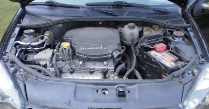Двигатель Рено Симбол