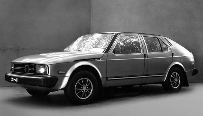 Прототип Москвич с1