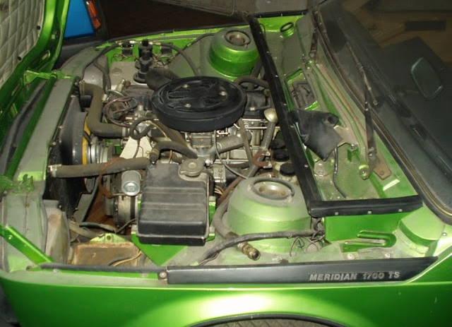 Двигатель москвич с1