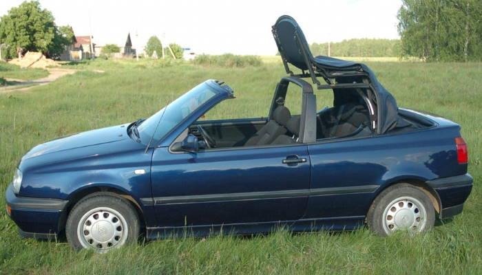 Гольф 4 кабриолет