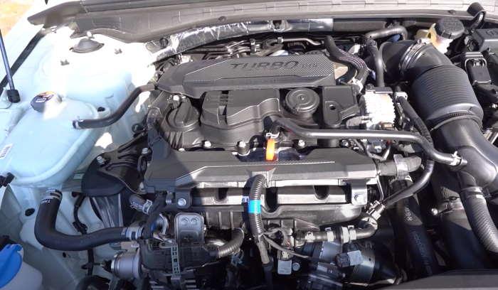 Киа Оптима 2021 фото двигателя 1.6 турбо