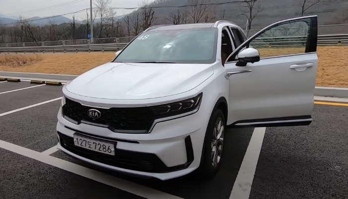 Киа Соренто в новом кузове