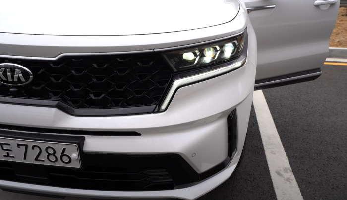 Киа Соренто 2021 модельного года