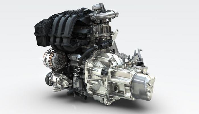 двигатель нового рено логан