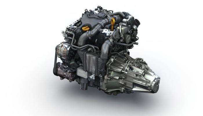 двигатель нового рено сандеро