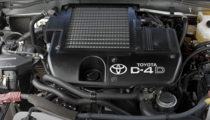 новый тойота прадо 2021 фото двигателя
