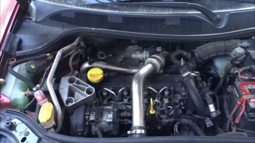 дизельный двигатель 1,5 выдающего 109 л.с.